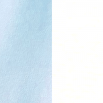 Azzurro chiaro-Latte
