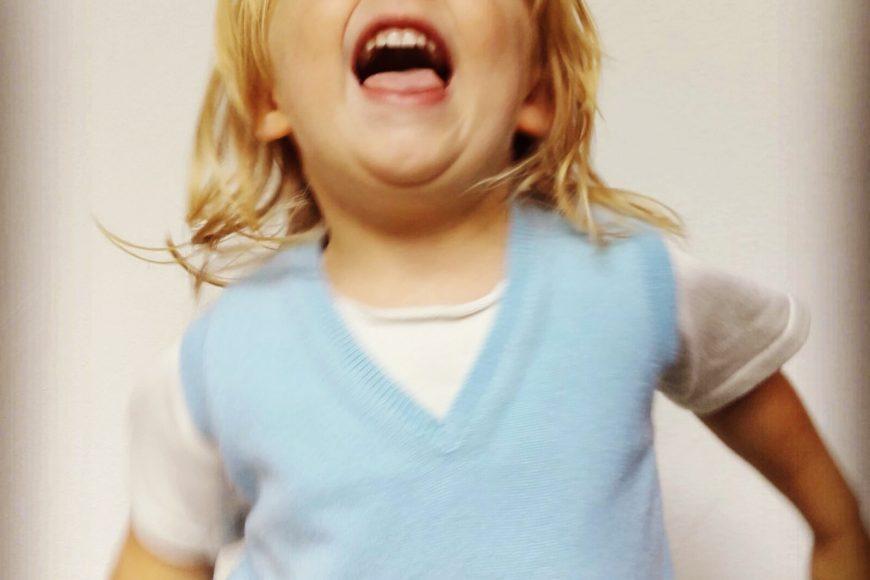 Gilet bambino cashmere
